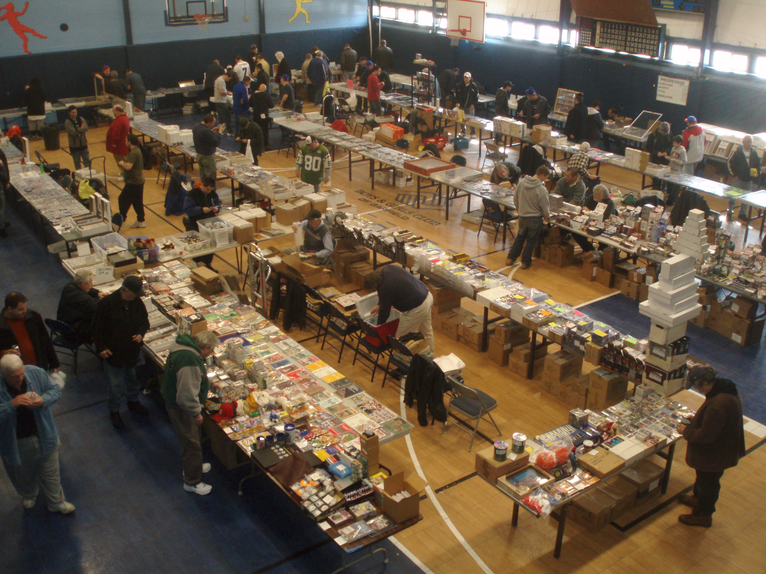 Cards And Collectibles Show